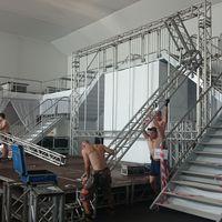 VIP Zelt Stage 1