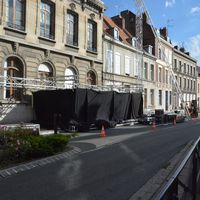 K-Filmset Douai Happy End Michael Haneke 015