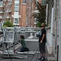 K-Filmset Douai Happy End Michael Haneke 04