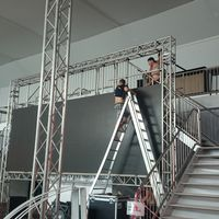 VIP Zelt LED Wall 6