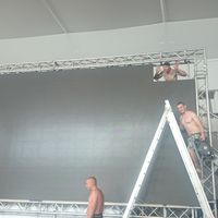 VIP Zelt LED Wall 7