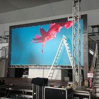 VIP Zelt LED Wall 9